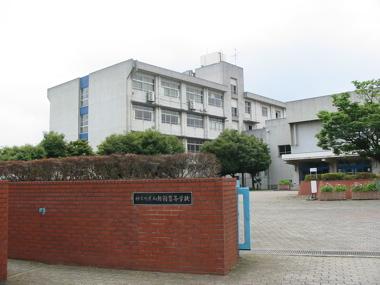 「神奈川県立新羽高校」の画像検索結果